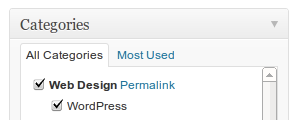 Hikari Category Permalink for Posts in WordPress 3